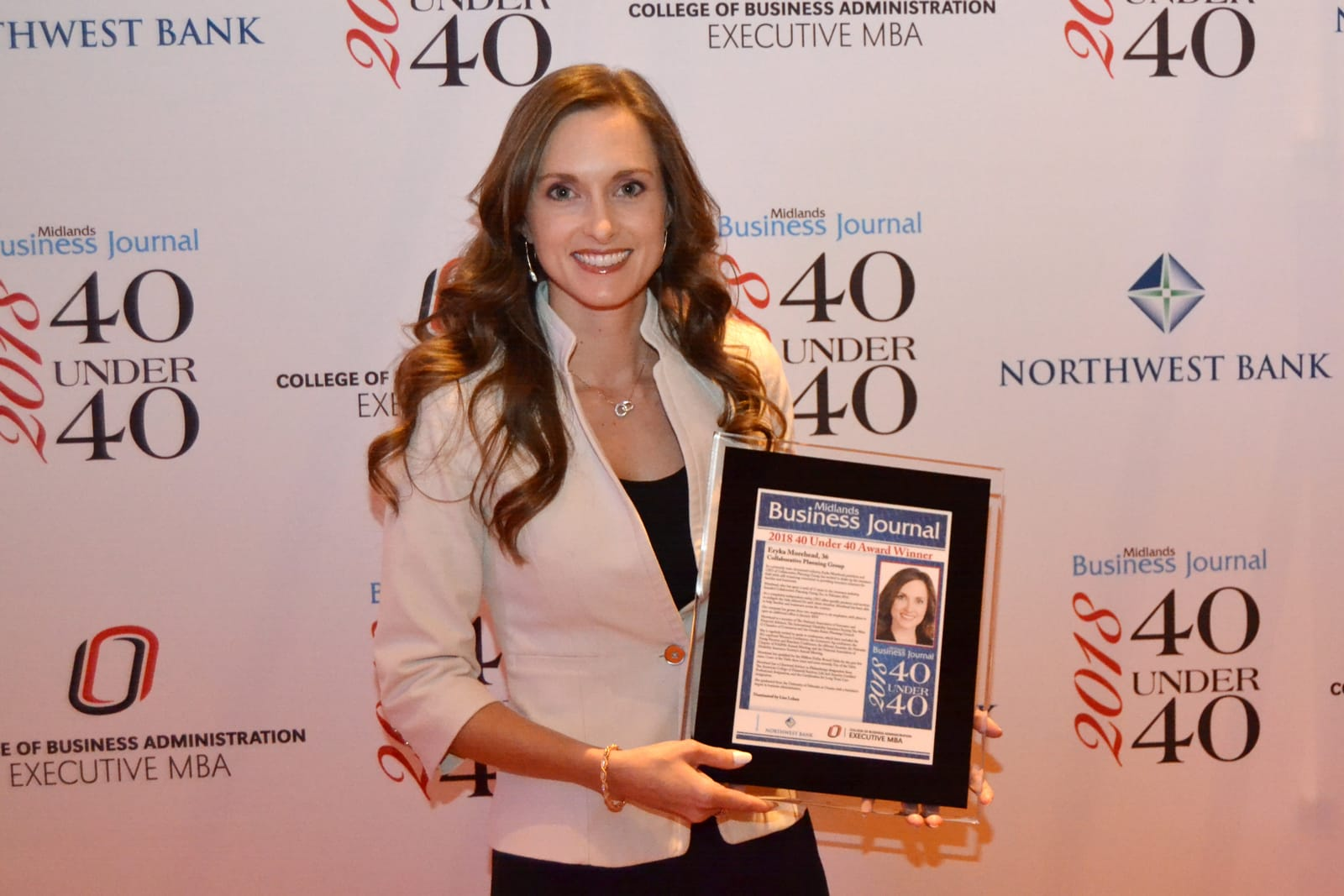eryka morehead 40 under 40 photo